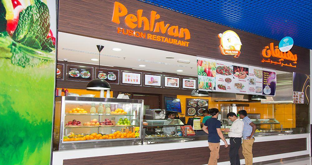 Pehlivan Fusion Restaurant